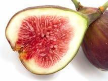 täta figs för brown upp Royaltyfria Foton