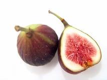 täta figs för brown upp Royaltyfri Fotografi