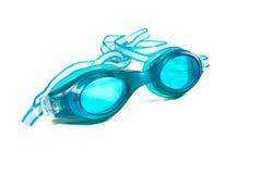 täta goggles för black upp Royaltyfri Bild