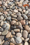 täta pebbles upp Royaltyfri Foto