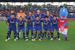 Tätigkeit in Toyota-Ligacup 2011 Stockbilder
