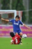 Tätigkeit in Toyota-Ligacup 2011 Stockfoto