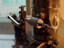 Tätowierung-Ausrüstung Lizenzfreie Stockfotos