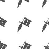 Tätowierungs-Maschinen-Muster Lizenzfreie Stockbilder