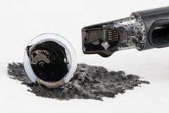Tätowierungsmaschine (Gewehr) Stockfotos