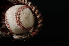 tätt övre för baseball Royaltyfri Fotografi