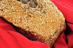 tätt övre för bröd Royaltyfria Bilder
