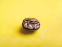 tätt kaffe för böna som skjutas upp Arkivbilder