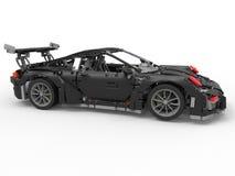 Tävlings- bil för LEGO stock illustrationer