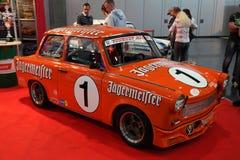 Tävlings- bil för Trabant RS kopp Royaltyfri Foto