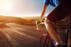 tävlings- cykel Royaltyfri Foto