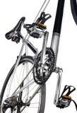 tävlings- cykeldetalj Arkivfoton