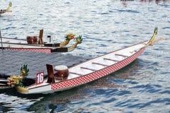 tävlings- fartygdrake Royaltyfri Foto
