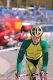 tävlings- kvinnor för cykel royaltyfri fotografi