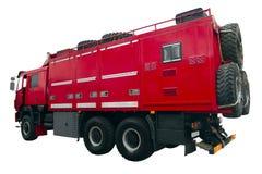 Tävlings- lastbil för moderna sportar Royaltyfri Bild