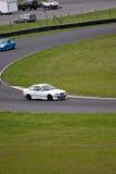 tävlings- sportar för bilar Royaltyfri Foto