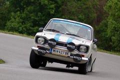 tävlings- tappning för bilford Arkivfoton