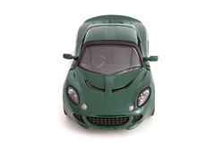 tävlings- toy för bil Fotografering för Bildbyråer