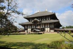 T�dai-ji Buddhist temple, Japan Royalty Free Stock Photos