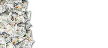 tła dolarów udziału pieniądze Wysoce szczegółowy obrazek Amerykański pieniądze zdjęcie royalty free