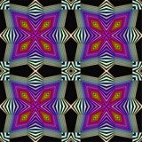 tło abstrakcjonistyczny kalejdoskop Piękna multicolor kalejdoskop tekstura, 3D rendering ilustracji