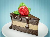 Tårta Fotografering för Bildbyråer
