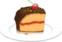 Tårta Arkivbild