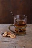 Tè aromatizzato della frutta Fotografia Stock Libera da Diritti