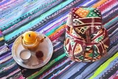 Tè beduino Immagine Stock Libera da Diritti