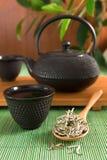 Tè bianco Immagini Stock