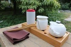 Tè caldo Fotografia Stock