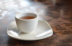 Tè caldo Fotografie Stock Libere da Diritti