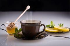 Tè caldo Immagini Stock Libere da Diritti