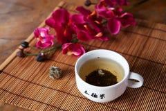 Tè cinese Immagine Stock Libera da Diritti