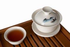 Tè cinese Fotografia Stock Libera da Diritti
