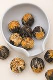 Tè cinese del fiore fotografie stock