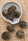 Tè cinese del fiore immagini stock libere da diritti