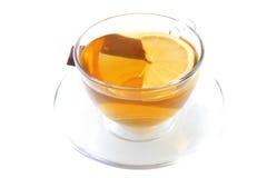 Tè con il limone Immagine Stock Libera da Diritti
