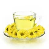Tè del crisantemo Immagini Stock
