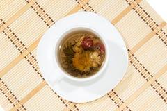 Tè del fiore Fotografia Stock