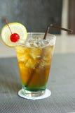 Tè del limone immagine stock