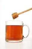 Tè del miele immagini stock