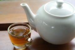 Tè dell'acqua Immagine Stock