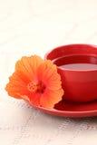 Tè dell'ibisco Fotografie Stock