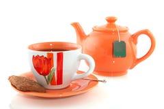 tè della tazza immagine stock libera da diritti