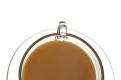 Tè di Cuppa Fotografie Stock