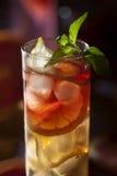 Tè di ghiaccio Immagine Stock