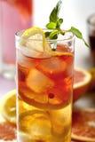 Tè di ghiaccio Immagini Stock