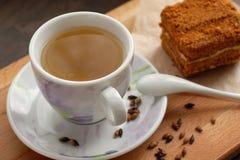 Tè di orzo arrostito Fotografie Stock