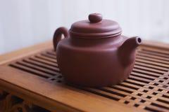 Tè di Puer Immagini Stock
